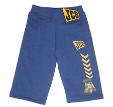 BOYS JOGGING PANTS BOTTOMS TROUSERS JCB 6 MONTHS TO 3 YEARS OLD