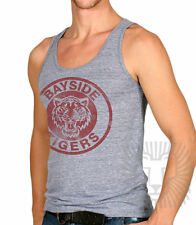 BAYSIDE TIGERS New Saved By the Bell AC Slater TR408 Tank Top Halloween Costume