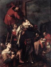 Photo/Poster - Ambrosius Descent From The Cross - Frans The Younger Francken 158