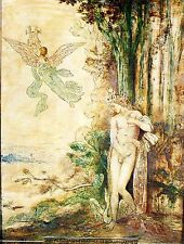 Photo/Poster - (No Title) - Moreau Gustave 1826 1898