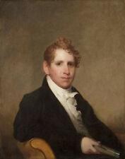 Art Print - Dr James Stuart - Gilbert Stuart 1755 1828