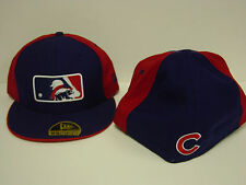 NEW Mens NEW ERA Chicago Cubs MLB Logo 59FIFTY Baseball Fitted Hat Cap