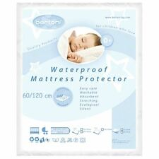 Waterproof Baby Cot Crib Bed Cradle Mattress Protector Washable Cover Sheet Kids