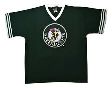 Augusta Green Jackets Baseball Mens Jersey Licensed Don Alleson Sizes S,M,XL,2XL
