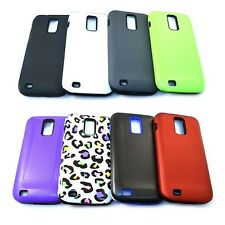 For Samsung Galaxy S2 Hercules T989 Cover V2 Hybrid Phone Accessory Case