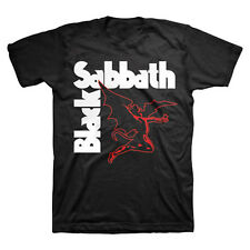 Official T Shirt BLACK SABBATH Black CREATURE LOGO Classic All Sizes