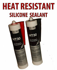 HIGH TEMPERATURE HEAT RESISTANT SILICONE SEALANT HT30 HEAT MATE