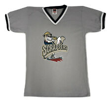 Mahoning Valley Scrappers Baseball Womens Jersey Licensed Don Alleson S,M