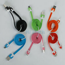Universal High Quality V8 USB Transfer and Charging Cables For Cell Phone New HK