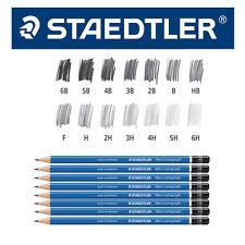 STAEDTLER MARS LUMOGRAPH PENCILS ALL GRADES AVAILABLE IN BOXES OF 12