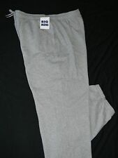 Everlast Sports Mens Big & Tall Sizes Gray Sweat Pants Exercise Workout Boxing
