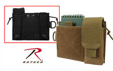 New Rothco MOLLE Compatible Administrative Utility Pouch - 2 Colors Available!