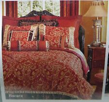 New Jennifer Taylor Bacara 9-Piece Duvet Set, Oversize Queen in Colors