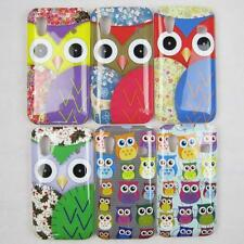 Cute OWL Pattern Hard Back Case Cover Skin For SAMSUNG S5830 GALAXY ACE
