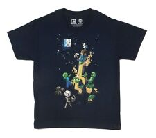 Minecraft Tight Spot Steve Creeper Gamer Licensed Youth Kids Shirt S-XL
