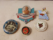 Lions Club Lapel & Hat Pins or Tie Tacs # 11
