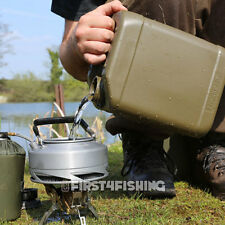 Trakker 5 & 10 Ltr Water Carriers - Carp Tench Fishing Camping Cooking Equipment