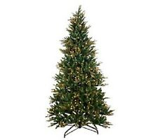 Bethlehem Lights 6.5' Fir Tree w/ Instant Power CHECK FOR LIGHT COLOR H198350