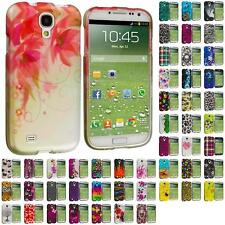 Design Hard Snap-On Rubberized Skin Case Cover for Samsung Galaxy S4 S IV i9500