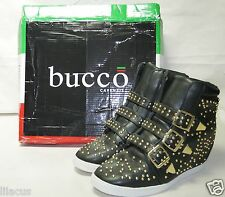 Bucco Women's Wedge Sneakers In Size &Color Available - New