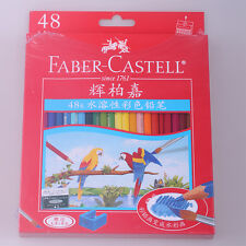 FABER-CASTELL  watercolor Pencils Colorful Drawing Pen +FREE SHARPENER BB0084