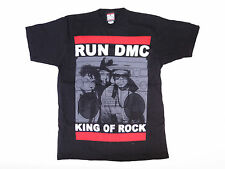 RUN DMC T SHIRT KING OF ROCK MEN TEE US SIZES