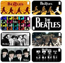 Sublimation iPhone 4 4s / 5 Hard Black Case  THE BEATLES style  #3