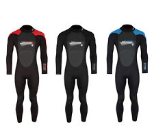 Two Bare Feet SUPAFLEX II Adults Mens Wetsuit - 3/2mm Surf Diving