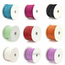 90M Roll 0.5mm Glass Tube Cotton THREAD String Cord Wire Jewelry Necklace Making