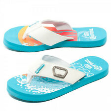 Corona Extra Women's FLIP FLOPS Blue With Bottle Opener!! S M L NEW WITH TAGS