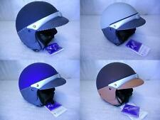 New Max Gran Turismo Police Motorcycle Scooter Open Face Helmet  XS S XL