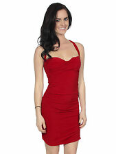 Popular Sweetheart Neck Shirred Sides Tube Dress Cyber Monday Deals
