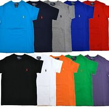Polo Ralph Lauren T-shirt Boys Classic Tee Kids Toddler Pony Logo 2T 3T 4T 5 6 7