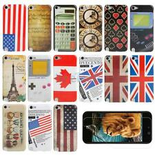 1/15 Fabulous Durable Protective PC Plastic Hard Case for iPod Touch 5 Fast Shop