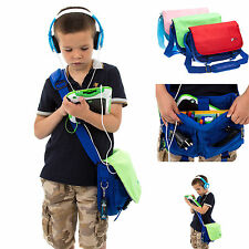 Ultimate Addons Boy Girl Kids Messenger Bag fits LeapFrog LeapPad Ultra Tablet