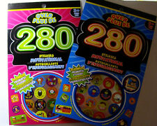 NEW 280 pc  MOTIVATIONAL STICKERS * Your Choice Design * GREENBRIER STICKER BOOK