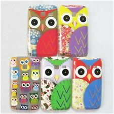 1 x Cute OWL Hard Back Case Cover Protector For Samsung Galaxy Y Duos S6102