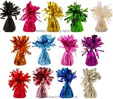 24 Helium Balloon Foil Weights Wedding Birthday Christening Party Decorations