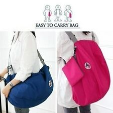 3 Women/Lady Travel Easy to Carry 3-Way Bag Backpack Shoulder Bag Crossbody
