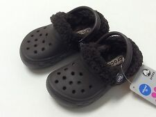 Crocs Mammoth EVO Clog Kids Espresso / Espresso Brown All Size  $40.00 SALE!