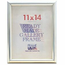 Silver Deluxe Poster Frame Picture Frame Display Frame