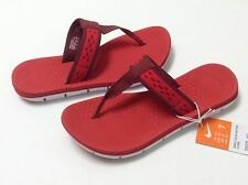 Nike 555290-661 Women's Celso Motion Thong Red / Chianti / White All Size $50