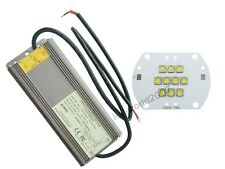 100W Cree XM-L2 White LED + 100 Watt 12V-24V/Dimmable/Waterproof Led Driver Kit