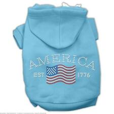 Mirage Pet Classic American Dog Hoodie