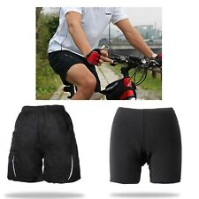 Cycling Leisure Shorts Gel 3D Padded Underwear Bicycle Bike MTB Pants