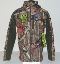 Under Armour Mossy Oak Camo Insulated Hooded Jacket Coat Mens NWT