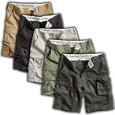 Pantalón Corto Militar Cargo Vaquero Chino 5 Colores S-7XL SURPLUS Trooper Raw
