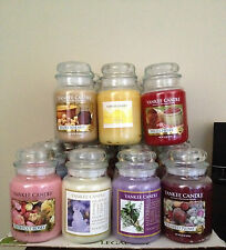 Yankee Candle 22oz U Choose the Scent NEW! Spend $100 get a free Accessory