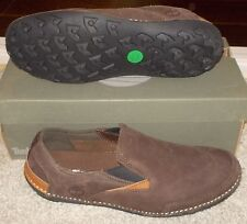 NEW TIMBERLAND EARTHKEEPERS EK DRUMLIN HILL Leather SLIP ON MENS driving LTD NIB