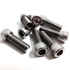 "5/16"" UNF A2 STAINLESS SOCKET CAPS IMPERIAL HEXAGON HEX ALLEN BOLTS SCREWS"